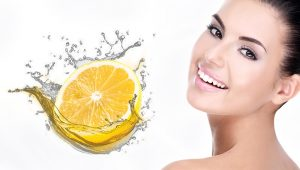 lemon juice,face swisszell, beauty care, lemon,skin care