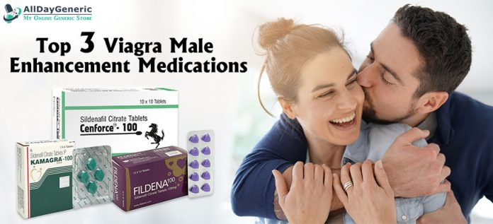 Male Enhancement Medications, Male enhancement pills, Cenforce, Kamagra or Fildena